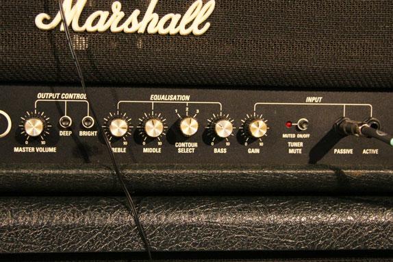 Marshall製 VBA400