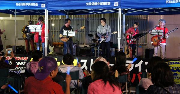 気仙沼 アマチュア音楽家の祭典