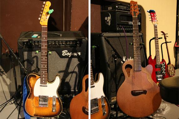 高橋マコト ギター