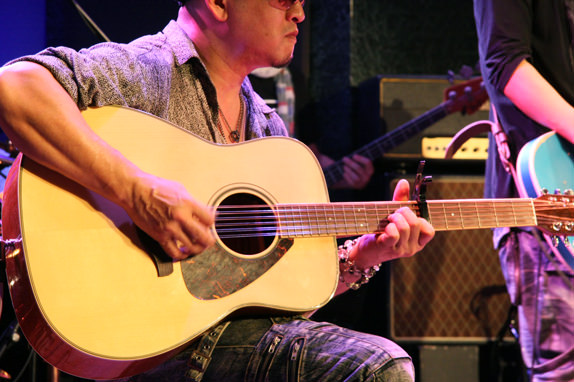 佐々木章(Guitar)