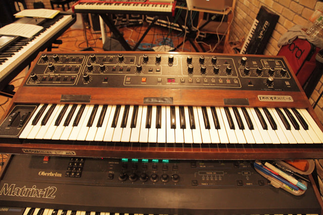 Sequential Circuits/PROPHET5